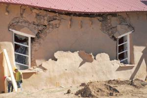 New Mexico Village Fights Demolition of Historic Church