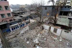 Historic Landmarks Razed in Beijing's Development Frenzy